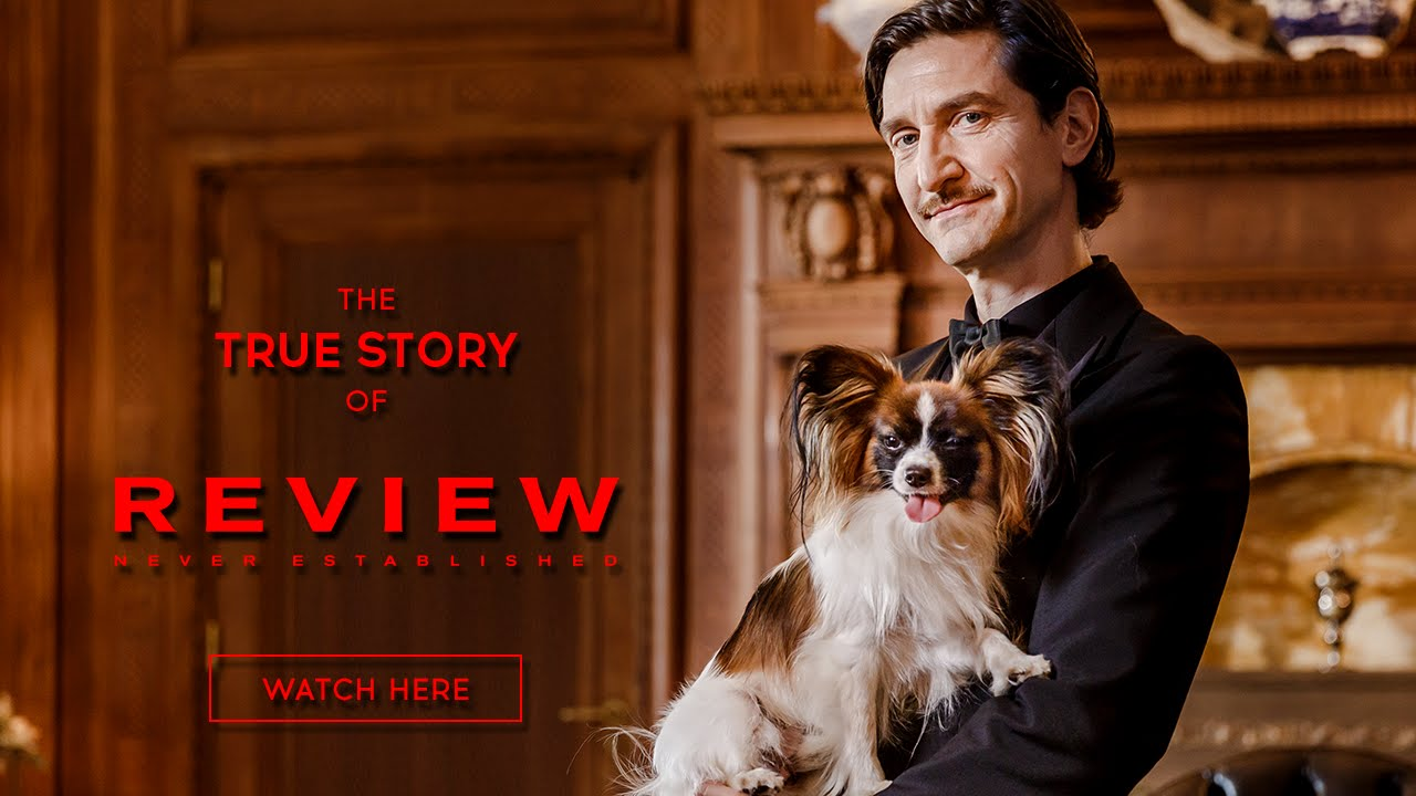THE TRUE STORY OF REVIEW 1 – A Dog Takes Over